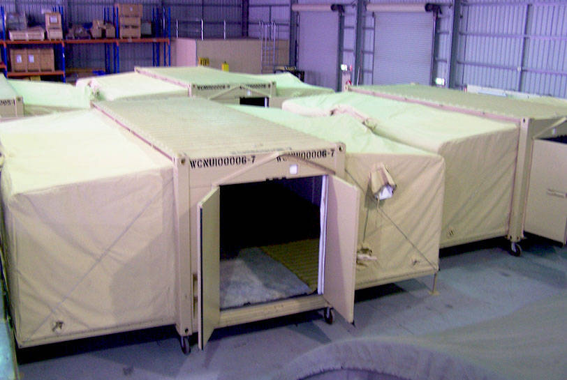 Documentation and Training & Deployable Shelter Systems | Global Defence Solutions