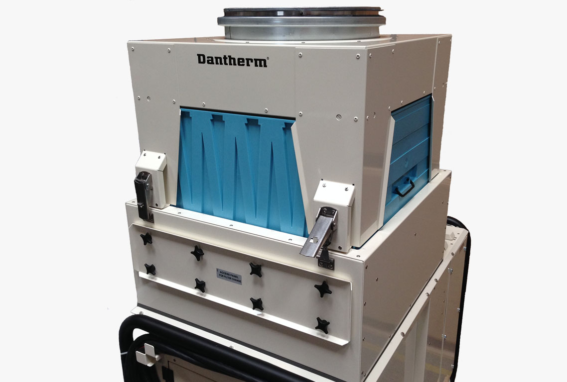 Dantherm Air Conditioners Global Defence Solutions